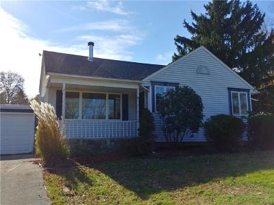Westchester County Single Family Home For Sale: 1487 Cross Road