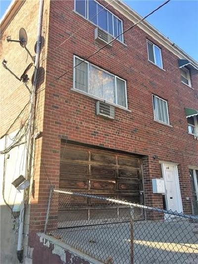 Bronx NY Multi Family 2-4 For Sale: $850,000