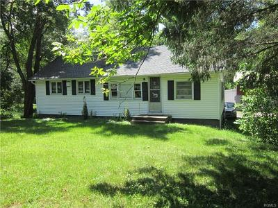 Montgomery Single Family Home For Sale: 2265 State Route 208