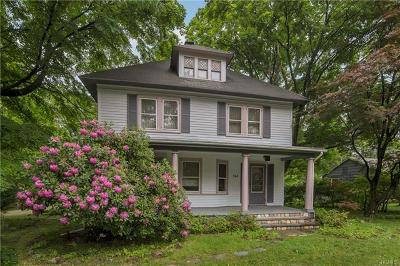 Rockland County Single Family Home For Sale: 562 Haverstraw Road