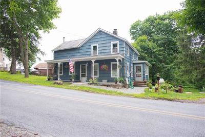 Warwick Single Family Home For Sale: 34 Wisner Road