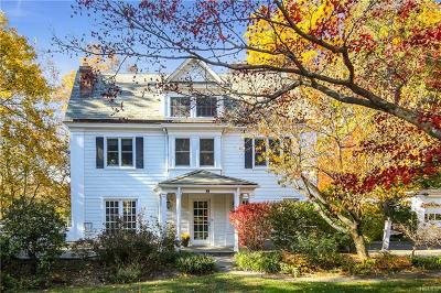 Scarsdale NY Single Family Home For Sale: $1,849,000