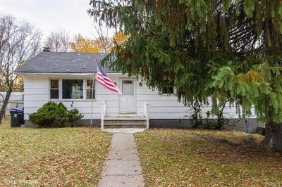 Washingtonville Single Family Home For Sale: 13 Tower Hill Drive
