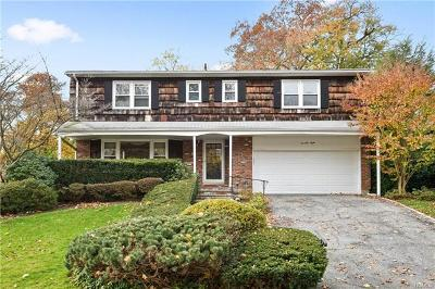 New Rochelle Single Family Home For Sale: 78 Harlan Drive