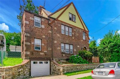 Yonkers Multi Family 2-4 For Sale: 26 Cox Avenue