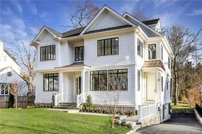 Scarsdale Single Family Home For Sale: 204 Brewster Road