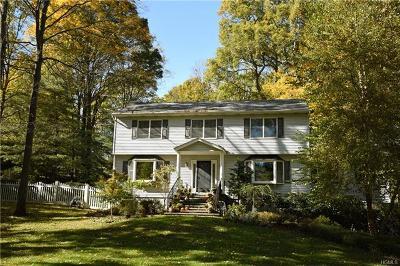 Cortlandt Manor Single Family Home For Sale: 34 Elena Drive
