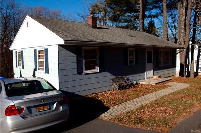 Dutchess County, Orange County, Sullivan County, Ulster County Single Family Home For Sale: 78 East Avenue