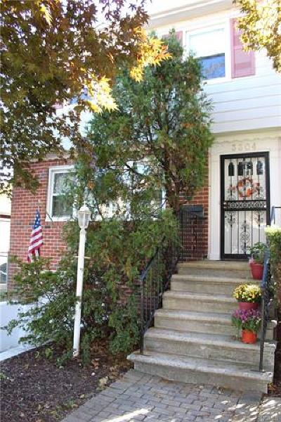 Bronx NY Single Family Home For Sale: $599,999