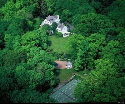 Pound Ridge Single Family Home For Sale: 167 Eastwoods Road