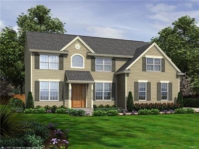 Washingtonville Single Family Home For Sale: Lot 38 Hopkins Court