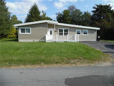 Rock Hill NY Rental For Rent: $1,400