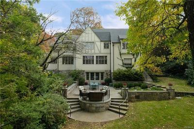 Bronxville NY Single Family Home For Sale: $2,650,000