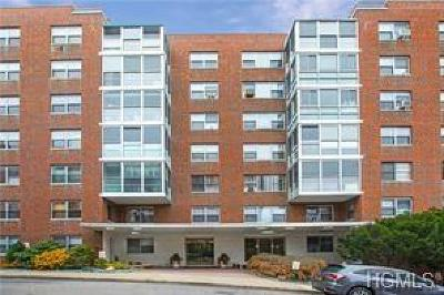 Larchmont NY Condo/Townhouse For Sale: $435,000