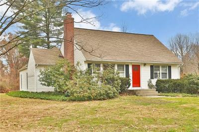 Mount Kisco Single Family Home For Sale: 7 Daly Cross Road