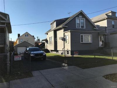 Bronx Single Family Home For Sale: 533 Edison Avenue
