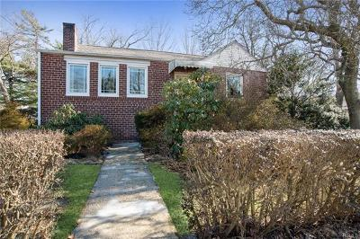 Yonkers Single Family Home For Sale: 172-178 Van Cortlandt Pk Avenue