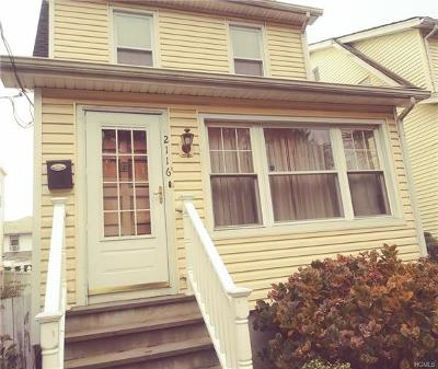 Bronx Single Family Home For Sale: 2116 Garrett Place