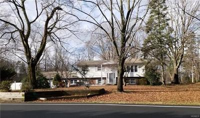 Rockland County Single Family Home For Sale: 1015 Chestnut Ridge Road