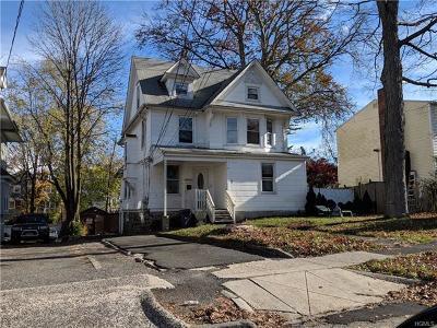 White Plains Multi Family 2-4 For Sale: 7 Oakwood Avenue