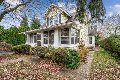 Port Chester Single Family Home For Sale: 100 Halstead Avenue
