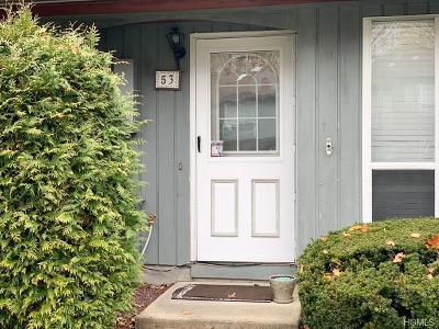 Peekskill Condo/Townhouse For Sale: 53 Bleakley Drive