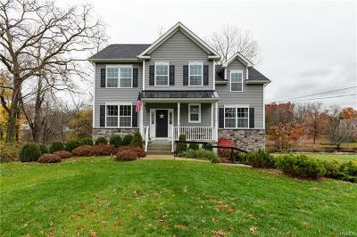 Poughkeepsie Single Family Home For Sale: 106 Cedar Avenue