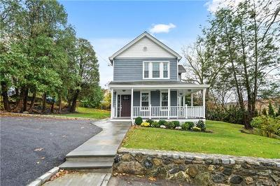 Westchester County Single Family Home For Sale: 62 Lafayette Place