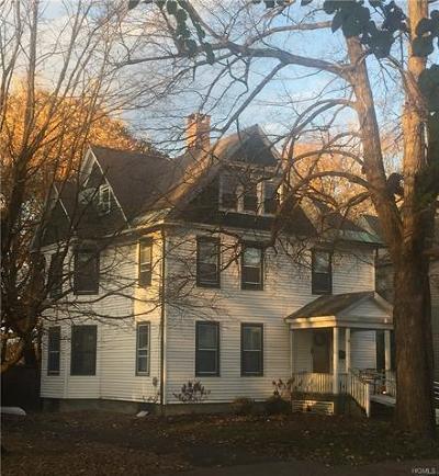 Chatham Single Family Home For Sale: 49 Kinderhook Street