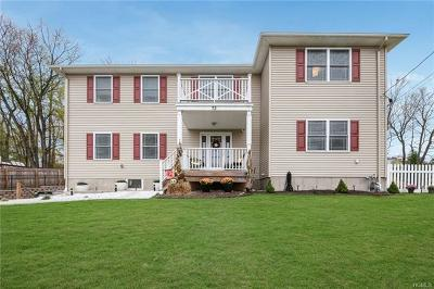 Rockland County Single Family Home For Sale: 72 Old Haverstraw Road