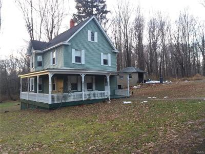 Orange County, Sullivan County, Ulster County Rental For Rent: 105 Smith Clove Road