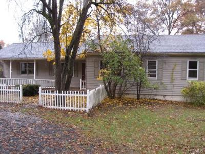 Goshen Single Family Home For Sale: 16 Wood Road