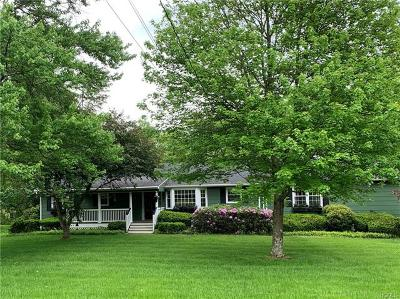Rhinebeck Single Family Home For Sale: 301 Mill Road