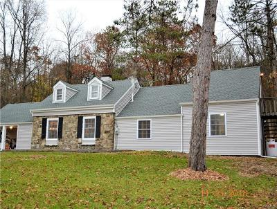 Blooming Grove Single Family Home For Sale: 35 Sayer Road