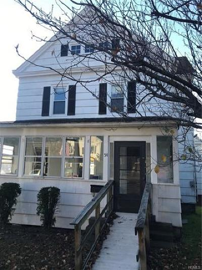 Orange County, Sullivan County, Ulster County Rental For Rent: 54 North Main Street
