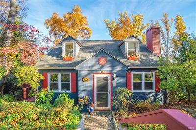 Lake Peekskill Single Family Home For Sale: 313 Lake Drive