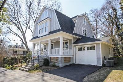 Westchester County Single Family Home For Sale: 11 Howard Place