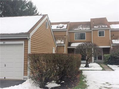 Westchester County Condo/Townhouse For Sale: 93 Farm Lake Crescent Road