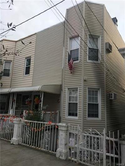 Bronx NY Multi Family 2-4 For Sale: $675,000
