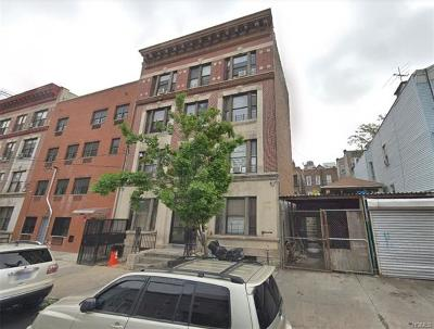 Bronx NY Multi Family 5+ For Sale: $2,300,000
