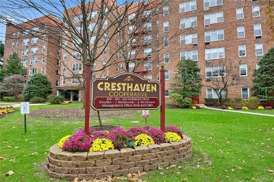 Yonkers Co-Operative For Sale: 110 Dehaven Drive #519