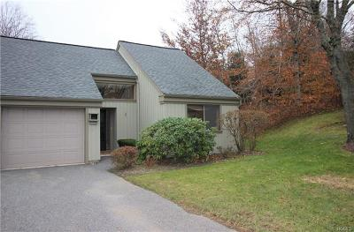 Westchester County Condo/Townhouse For Sale: 464 Heritage Hills #D