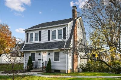 Scarsdale Single Family Home For Sale: 14 Warwick Avenue
