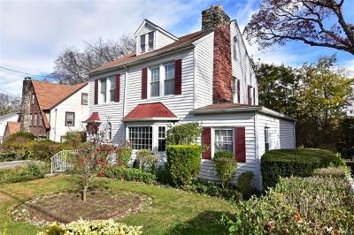 Bronxville Single Family Home For Sale: 30 Rossmore Avenue