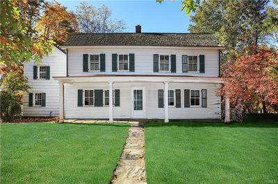 Scarsdale Single Family Home For Sale: 937 Post Road