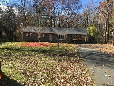 Callicoon Single Family Home For Sale: 9543 State Route 97