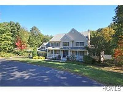 Brewster Single Family Home For Sale: 80 Apple Hill Road