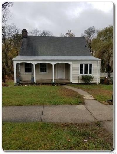 Peekskill Single Family Home For Sale: 1570 Boulevard