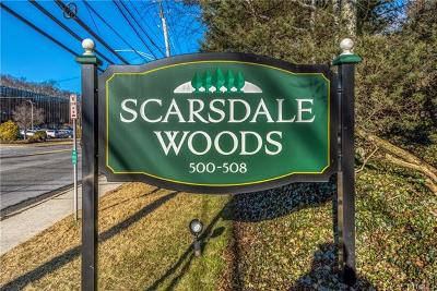 Scarsdale Rental For Rent: 500 Central Park Avenue #127