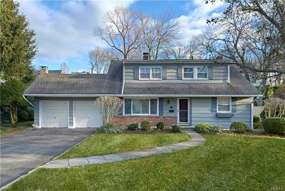 Rye Single Family Home For Sale: 3 Red Oak Drive